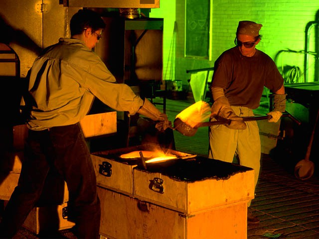 Glass Foundry